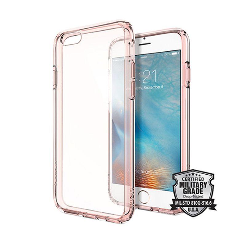 Spigen Ultra Hybrid Rose Crystal Casing for iPhone 6S Plus