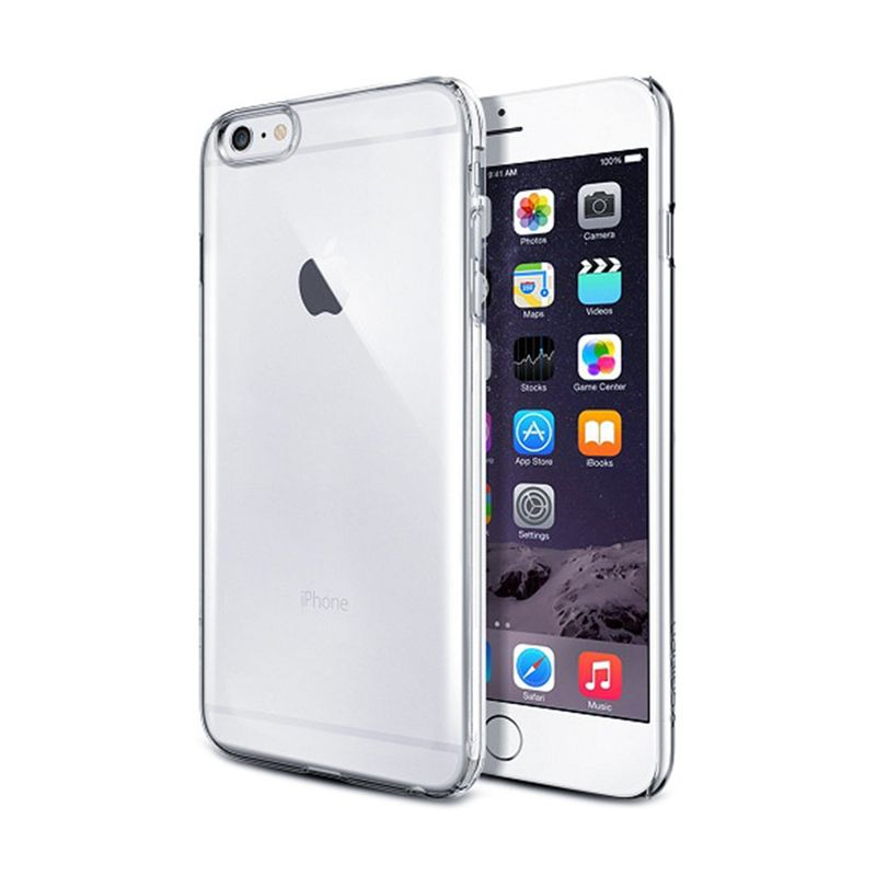 Spigen Ultra Thin Fit Crystal Clear Casing for iPhone 6