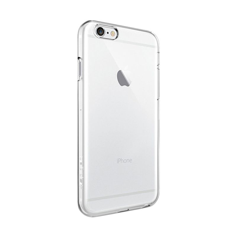 Spigen Ultra Thin Fit Crystal Clear Casing for iPhone 6S Plus
