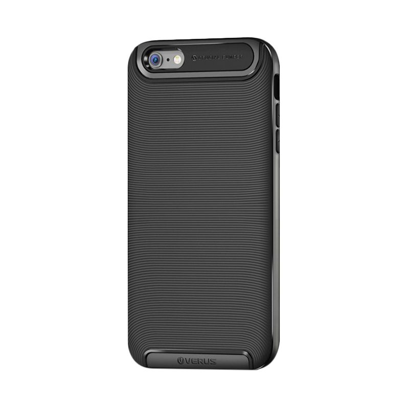 Verus Crucial Bumper Steel Silver Casing for iPhone 6