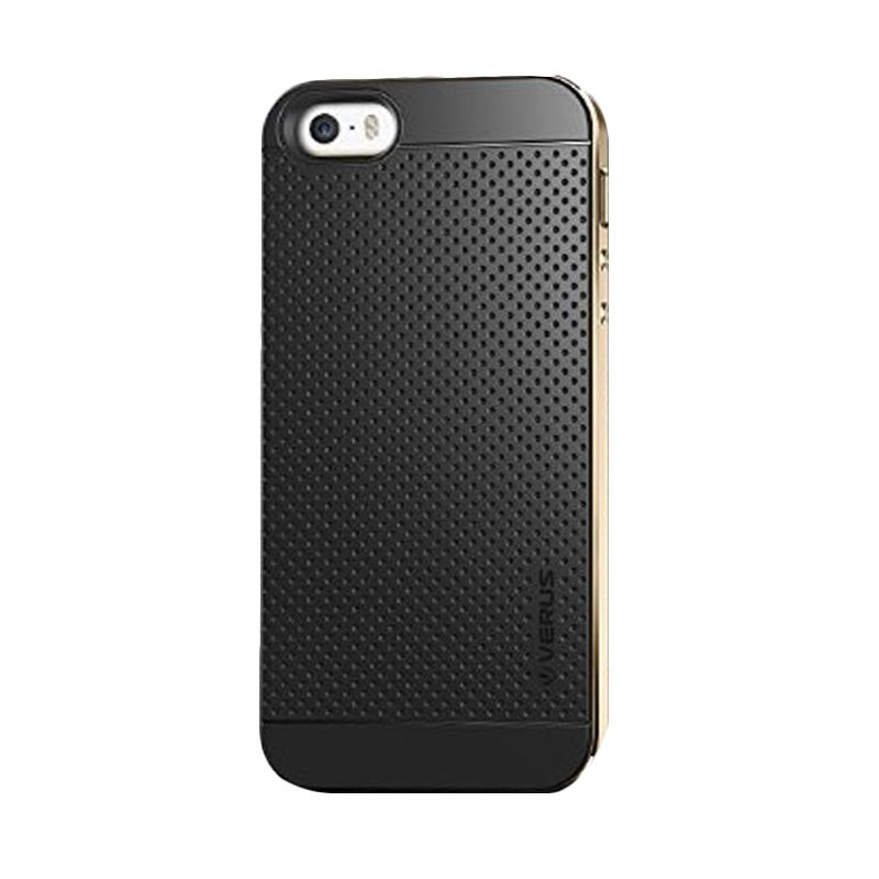 Verus Iron Shield Gold Casing for iPhone 5 or 5S
