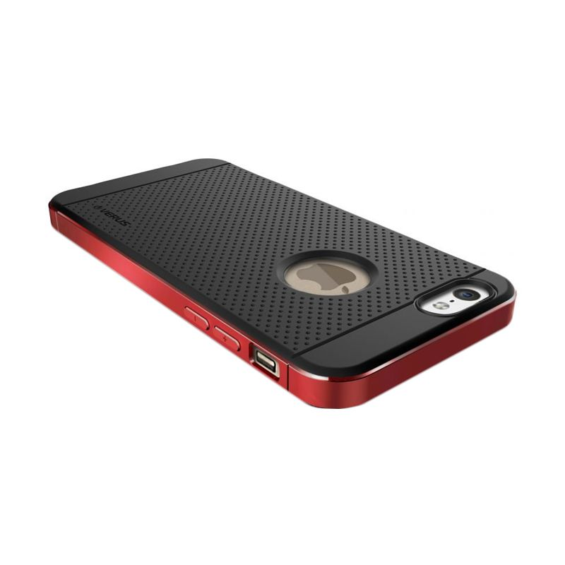 Verus Iron Shield Kiss Red Casing for Apple iPhone 6
