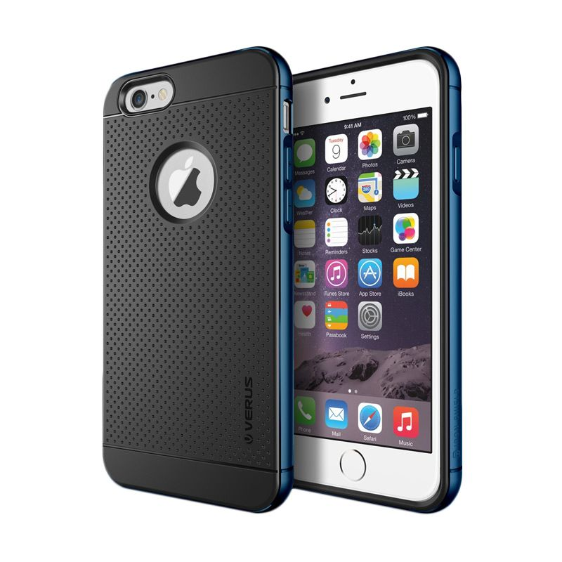Verus Iron Shield Monaco Blue Casing for iPhone 6 Plus