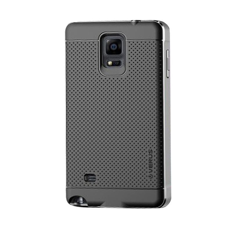 Verus Iron Shield Silver Casing for Galaxy Note 4