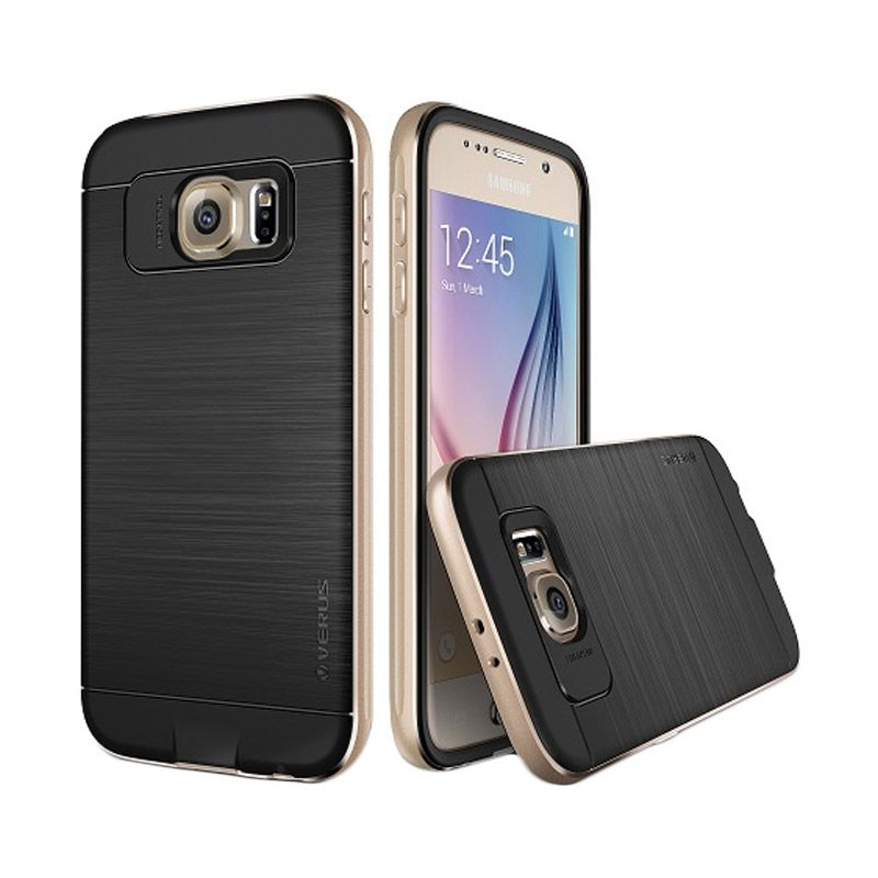 Verus Iron Gold Shield Casing for Samsung Galaxy S6