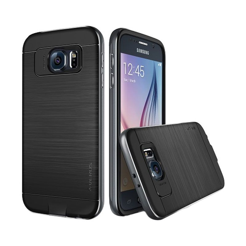 Verus Iron Titanium Shield Casing for Galaxy S6