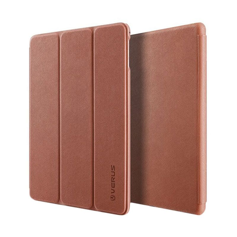 Verus Saffiano K1 Brown Casing for iPad Air 2