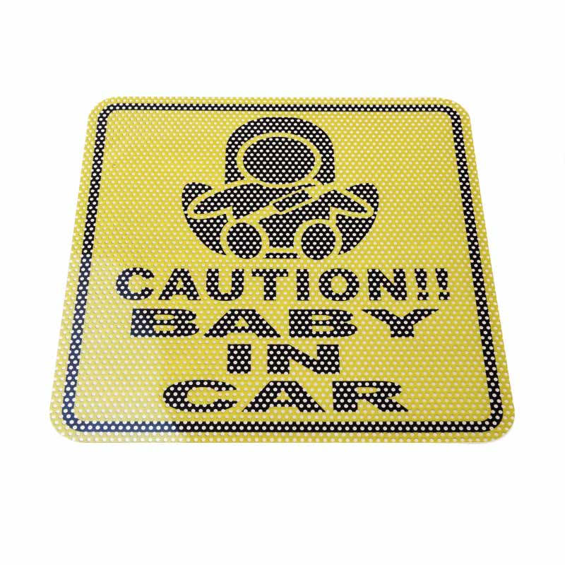 Apton Safety Sign [C...by in Car]