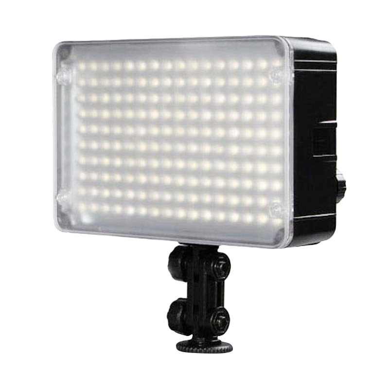 harga Aputure AL-H160 160 LED Video Light for Camera DV Camcorder Canon/Nikon/Sony - Black Blibli.com