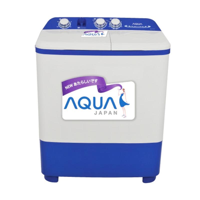 Aqua QW-871XT / 870XT Mesin Cuci [2 Tabung]