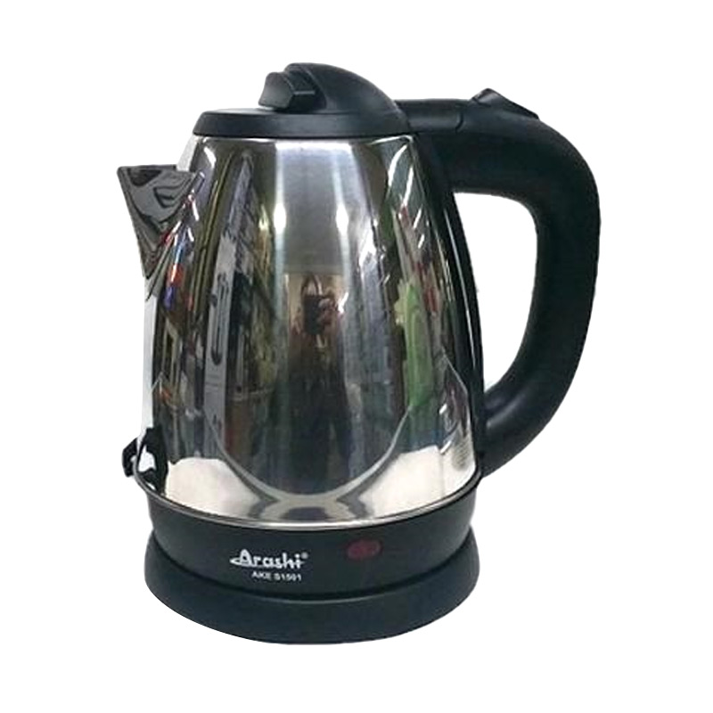 Arashi AKE-S 1802 Electric Kettle [1,8 Liter]