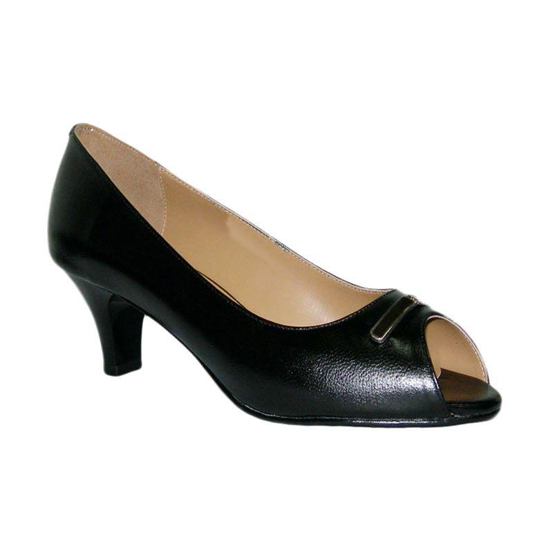 Aris Sabine Hitam Sepatu Wanita