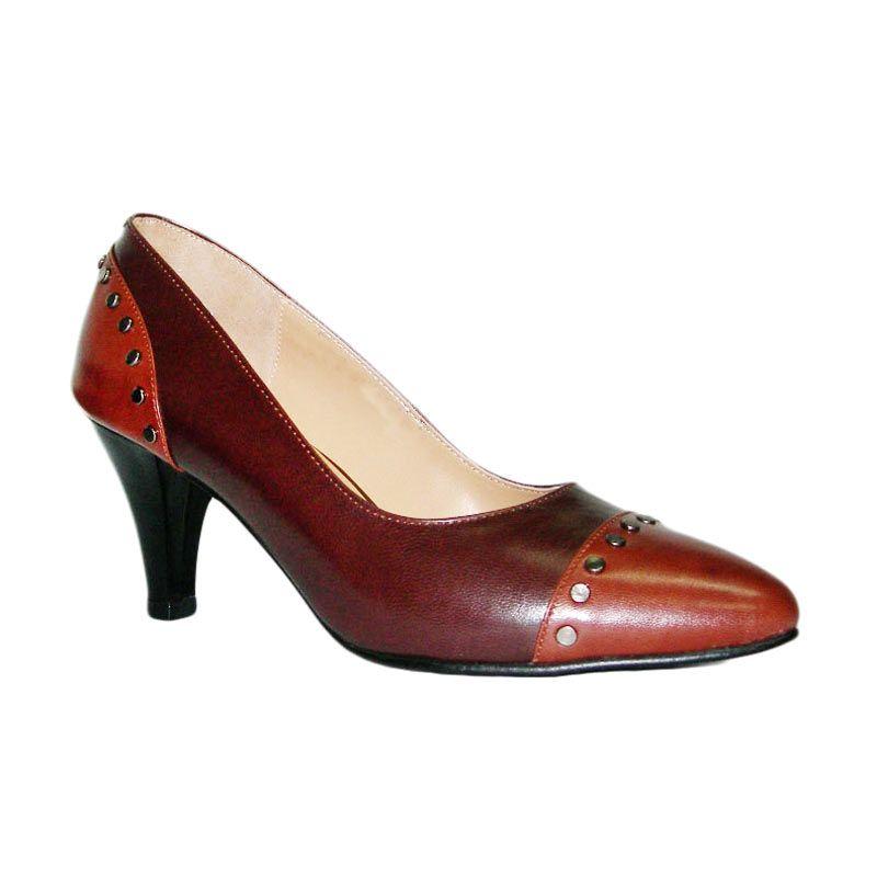 Aris Annie Coklat Sepatu Wanita