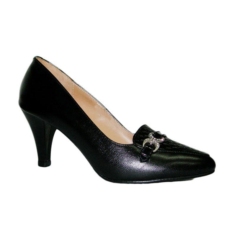 Aris Clarice Hitam Sepatu Wanita