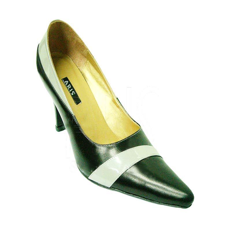 Aris Jenelle Hitam Sepatu Wanita