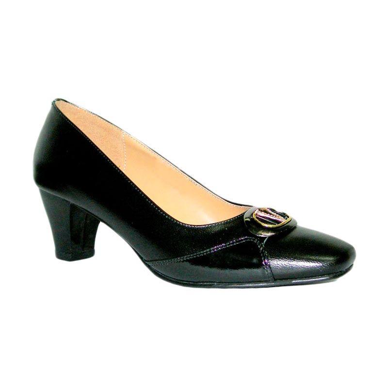 Aris Keisha Hitam Sepatu Wanita