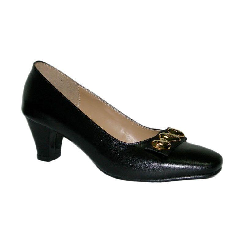 Aris Kinsley Hitam Sepatu Wanita