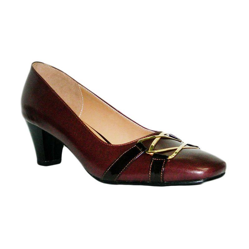 Aris Sabrina Hitam Sepatu Wanita
