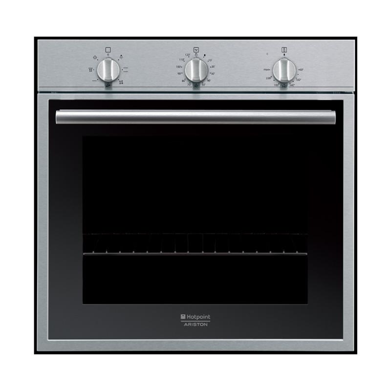 Ariston FK 62 X S Stainless-steel Oven Tanam Listrik