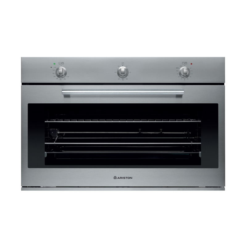 Ariston MKG 21 IX Stainless-steel Oven Tanam Gas