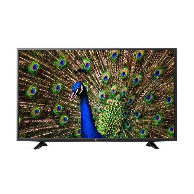 LG 32LF520A Hitam TV LED [32