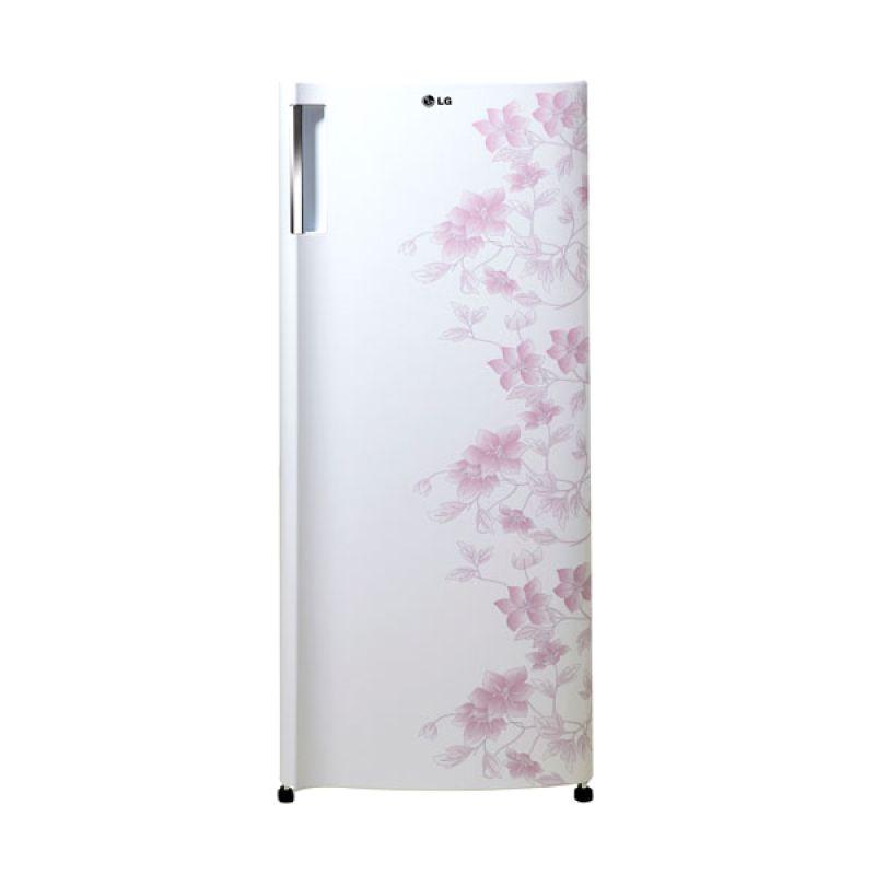 LG GNY201SP Putih Kulkas [1 Pintu]