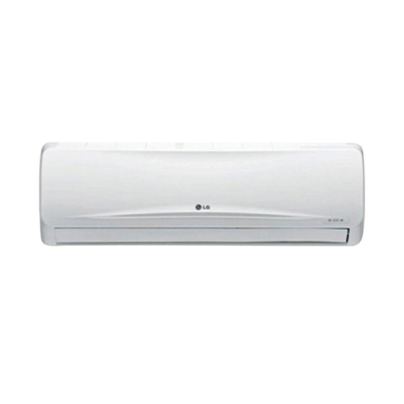 LG Standard R410 T05NLA Putih AC Split [0.5 PK]