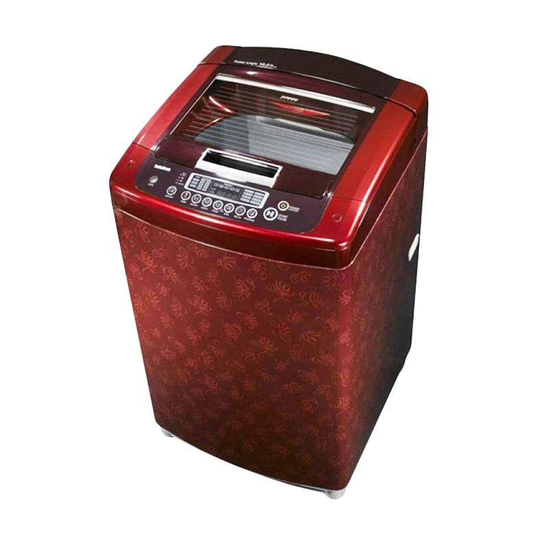 LG Top Loading TS14CR Merah Mesin Cuci
