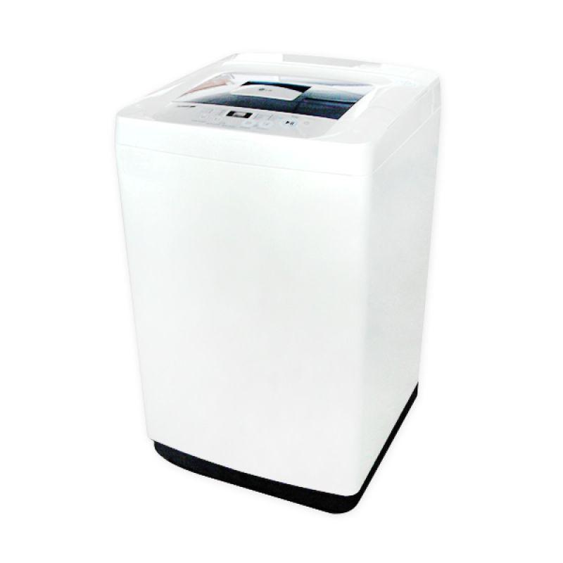 LG Top Loading WFL100TC Putih Mesin Cuci [10 kg/1 Tabung]