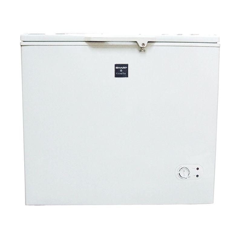 Sharp Chest FRV 300 Putih Freezer [300 L]
