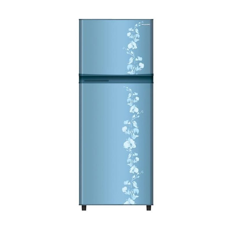 Sharp SJ-195MD-FB Biru Kulkas [2 Pintu]