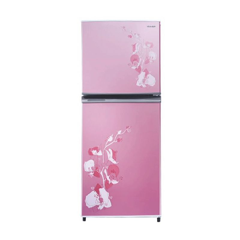 Sharp SJ-235MD-FP Pink Kulkas [2 Pintu]