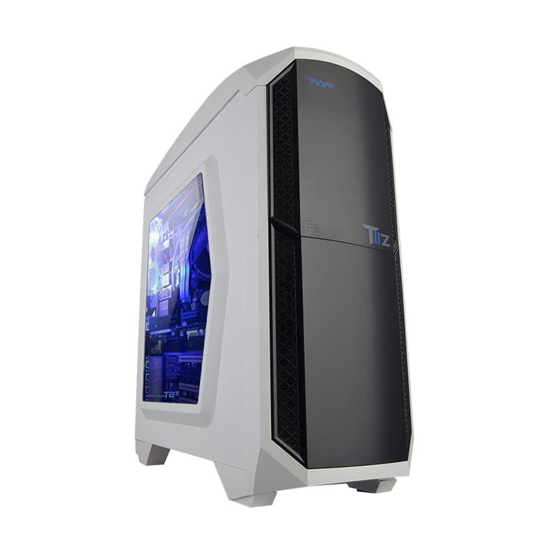 Armaggeddon Microtron T2 Z Gaming Casing Komputer - White