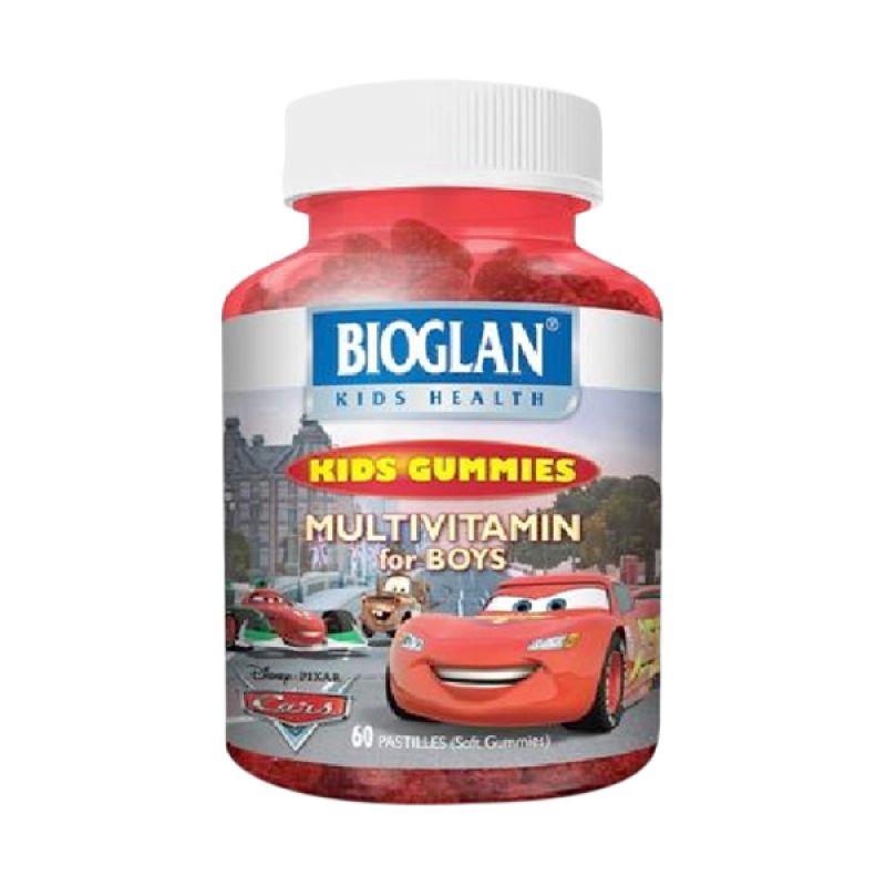 Bioglan Kids Gummies Multivitamins for Boys [60 Pastilles]