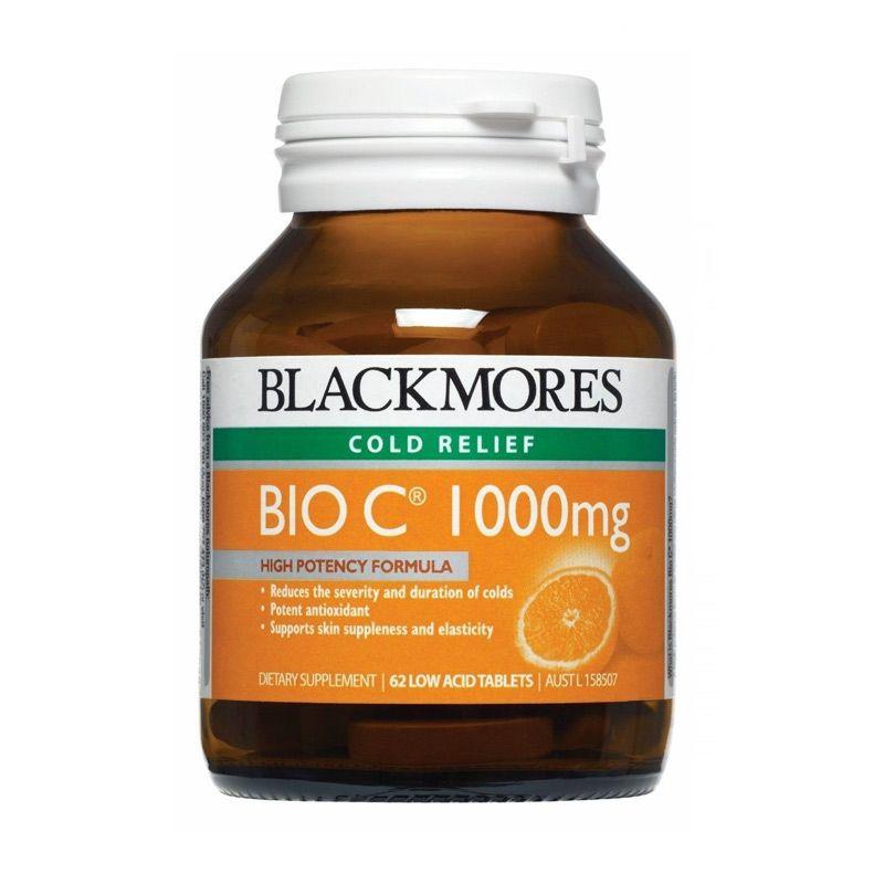 Blackmores Bio C 1000mg Premium Vitamin C Multivitamin [62 Caps]