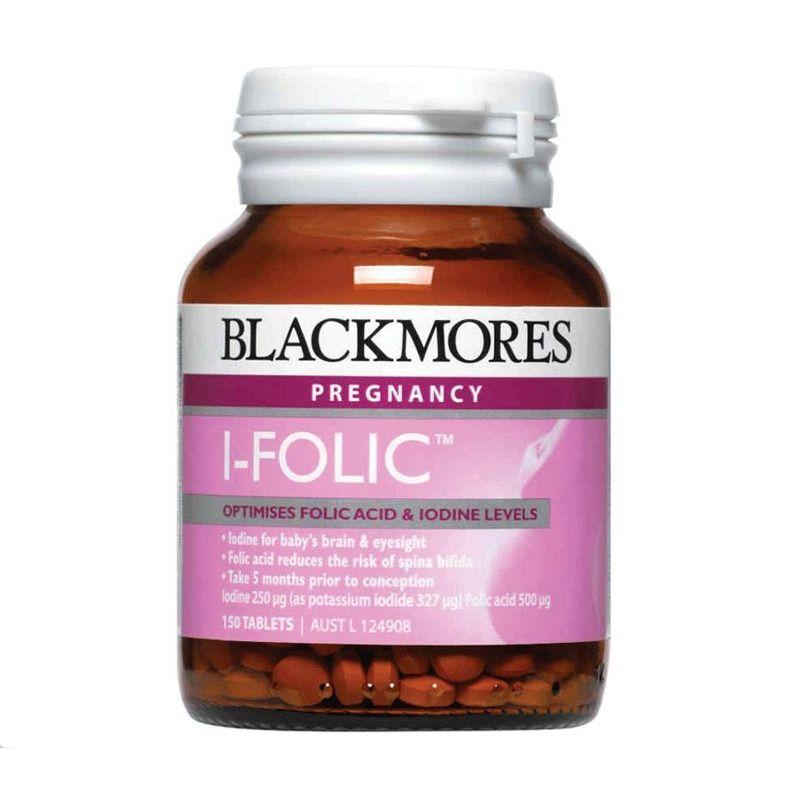 Blackmores I-Folic Multivitamin [150 Tablet]