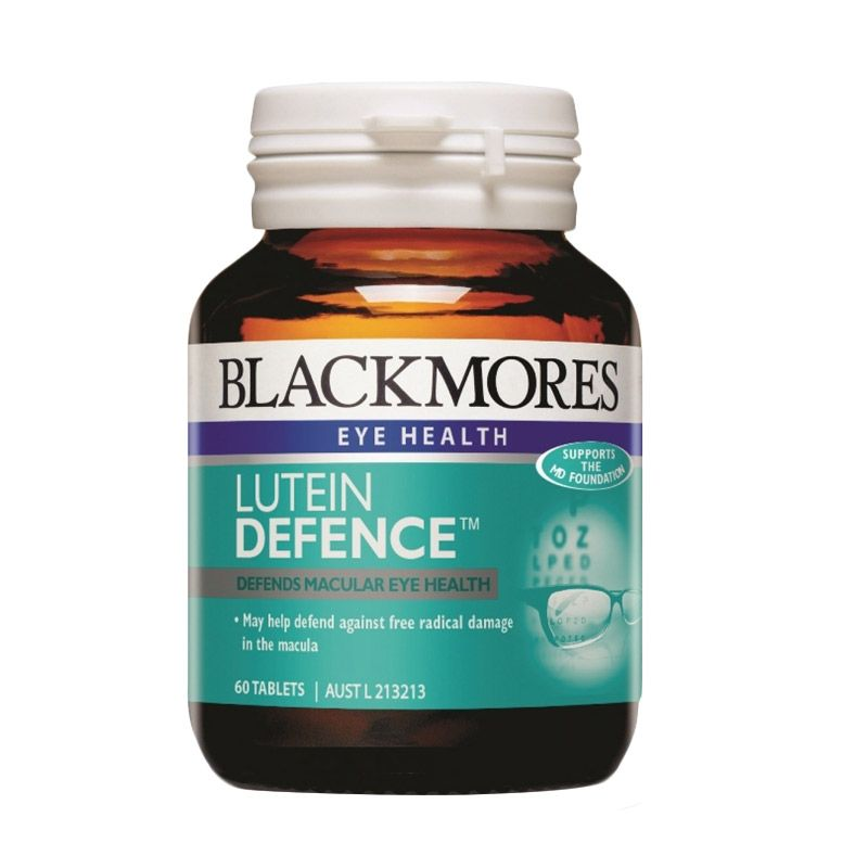 Blackmores Lutein Defence Suplemen [60 Tablets]