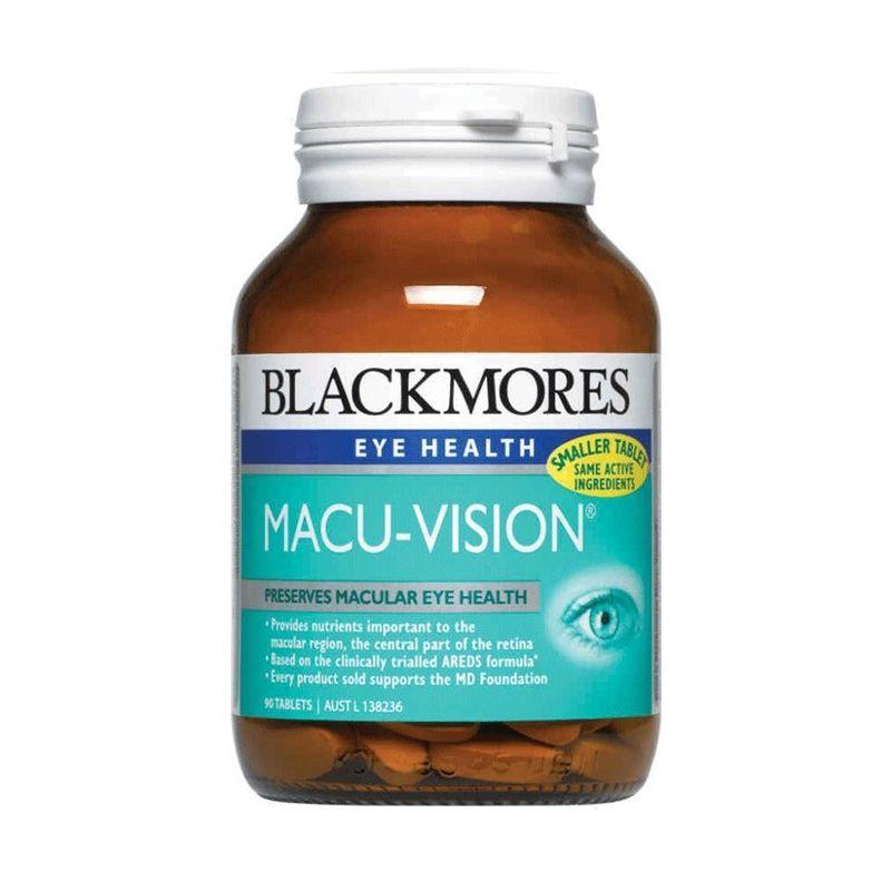 Blackmores Macu Vision Plus Multivitamin [90 Tablet]