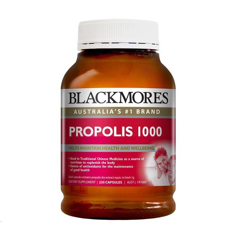 Blackmores Propolis 1000 Multivitamin [220 Kapsul]