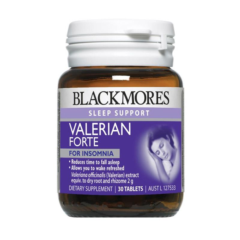 Blackmores Valerian Forte Multivitamin [30 Tablet]