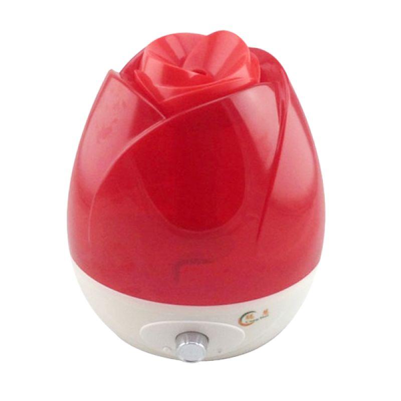 Fancy Rose Merah Air Humidifier