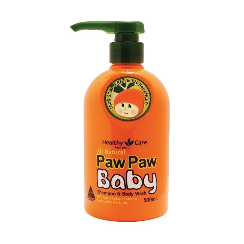 Healthy Care Paw Paw Baby Shampoo [500 mL]