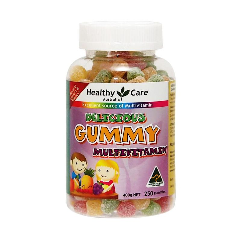 Healthy Care Gummy Multivitamin [250 Gummies]