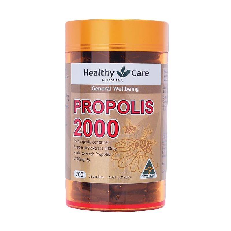 Healthy Care Propolis 2000 Multivitamin [200 Kapsul]
