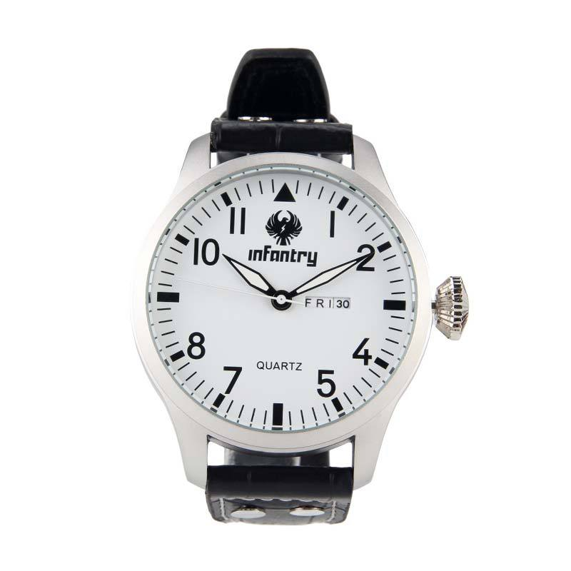 Infantry IN-035 White - Silver