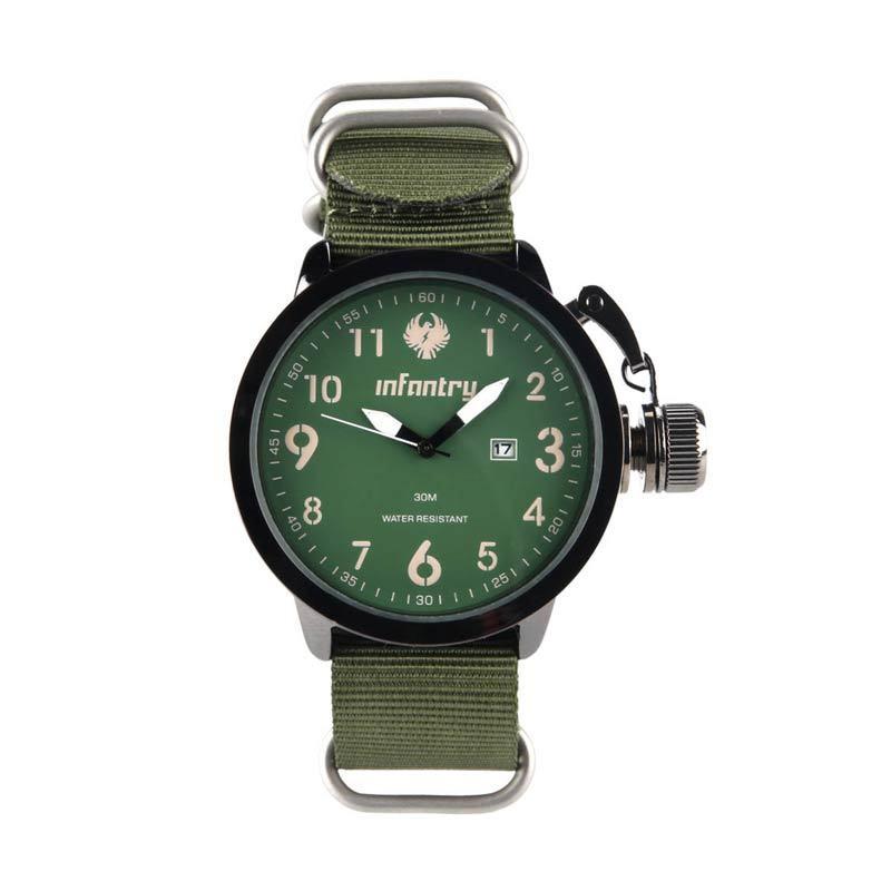 Infantry IN-007 Green