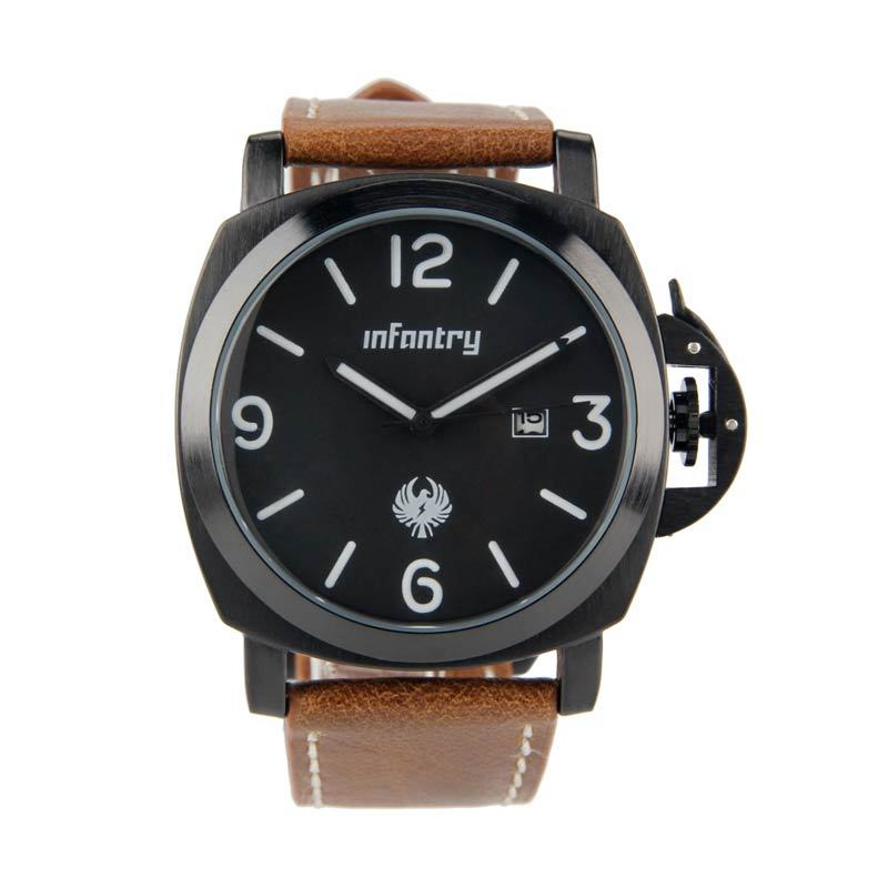 Infantry IN-025 Black - Brown