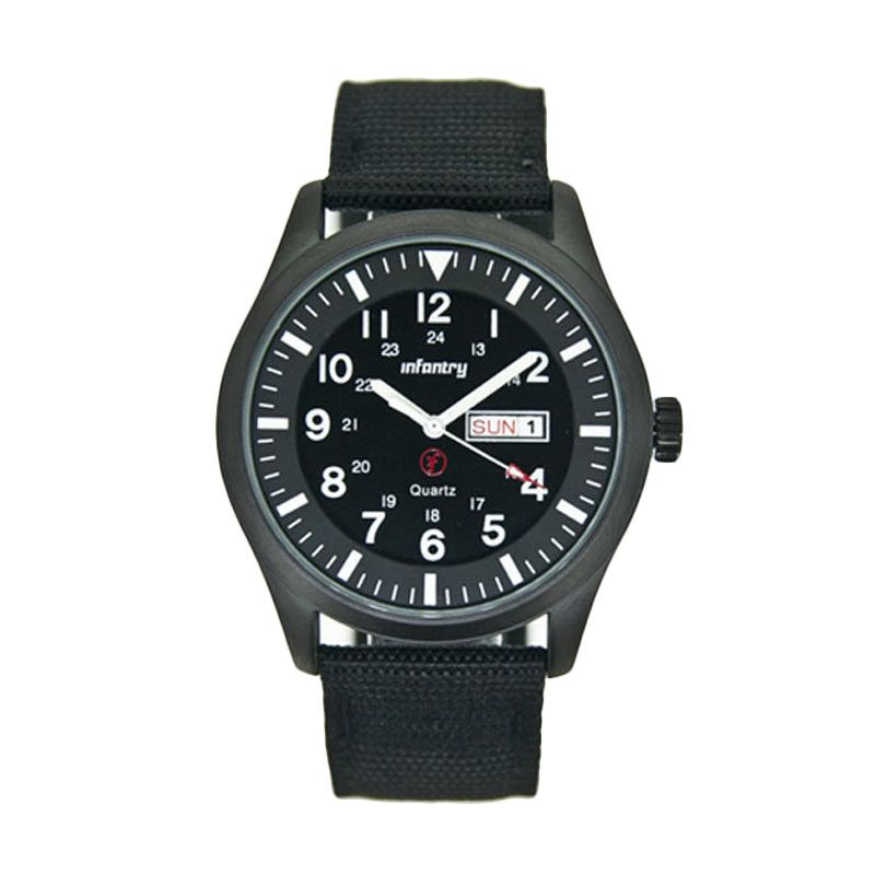 Infantry IN-044 Black