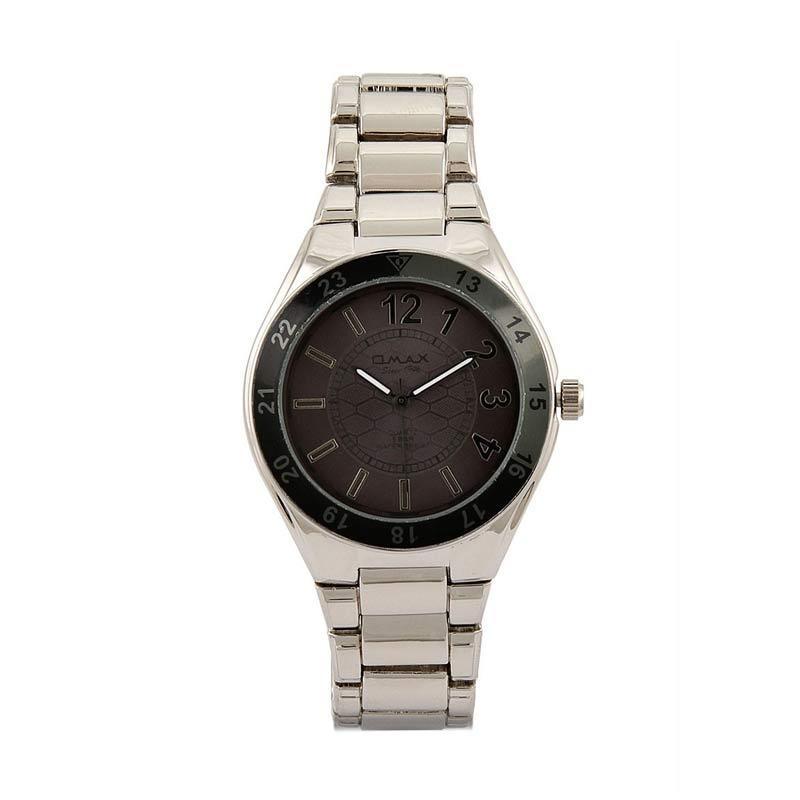 OMAX 00DBA649PB07 - Grey Jam Tangan Wanita