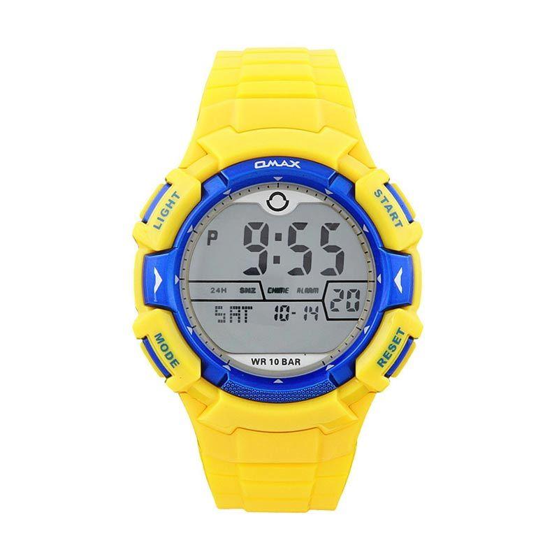 OMAX 00DP04M-E1 Yellow - Blue